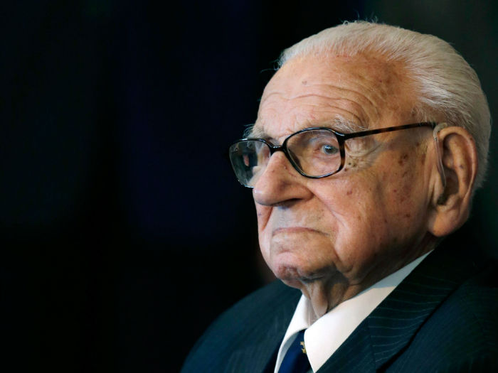 نیکلاس وینتون؛ مردی که جانش را برای نجات ۷۰۰ کودک از هولوکاست به خطر انداخت