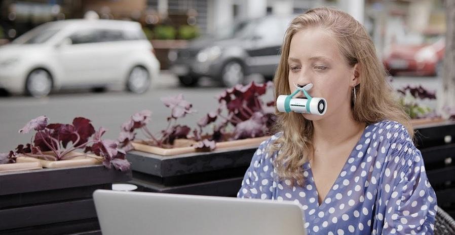 تنفس هوای پاک با استفاده از یک دستگاه لولهای عجیب به نام Treepex - روزیاتو
