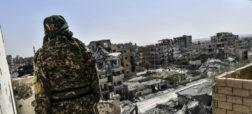 رازهای زندان مخوف رقه؛ جایی که داعش «خائنان و جاسوسان» را نگهداری می کرد