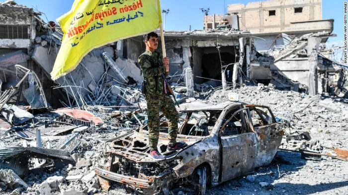 سقوط رقه؛ سرنوشت داعش و آرمان شهر پوشالی ویران شده اش چه خواهد بود؟