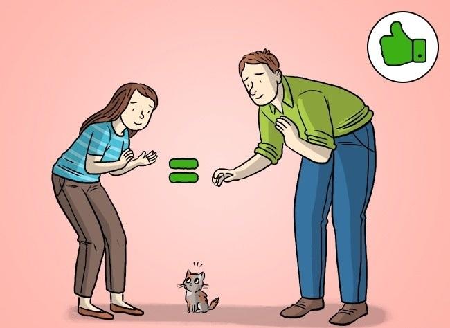 آیا از روی زبان بدن می توان به وضعیت رابطه عاطفی پی برد؟