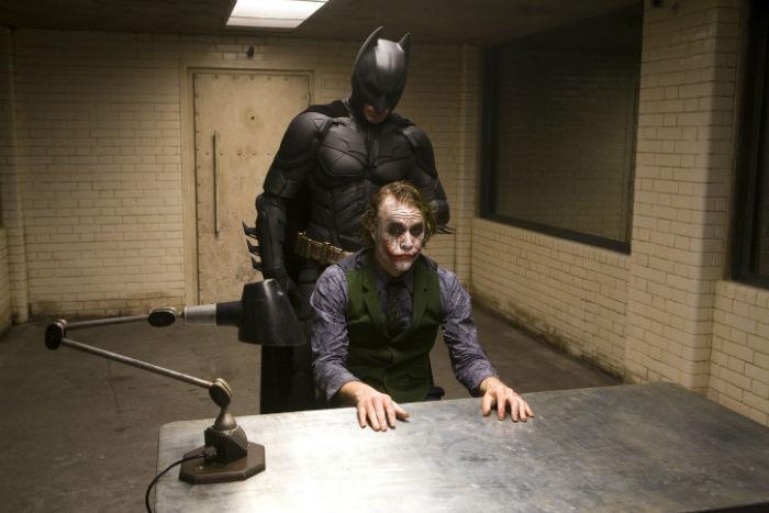 درخواست عجیب هیث لجر از کریستین بیل در فیلم شوالیه تاریکی: «بزن، منو محکم بزن»
