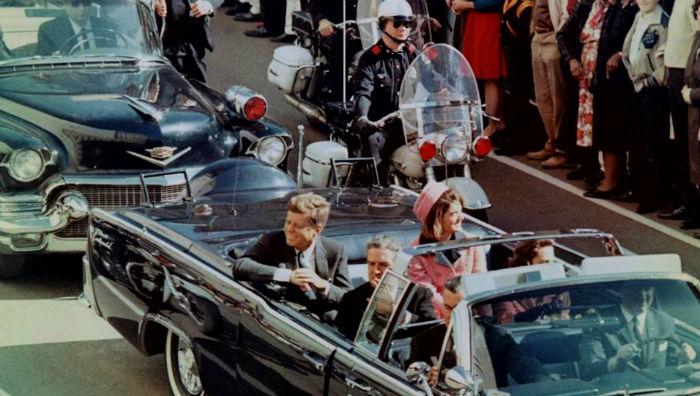 5 مورد از مهم ترین تئوری های توطئه راجع به ترور جان اف کندی - روزیاتو