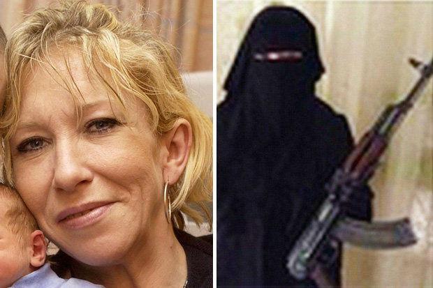 مرگ «بیوه سفید» داعش؛ سالی جونزِ بریتانیایی و پسرش در حال فرار از رقه کشته شدند