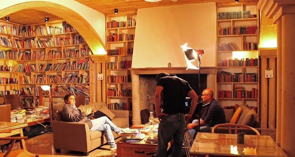 هتل «مرد ادبی» کتابخانه ای است که می توانید در آن اقامت کنید