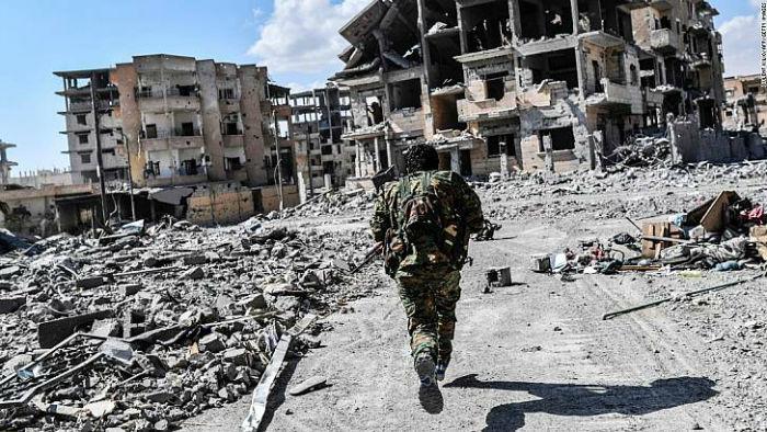 آیا پایان کار داعش در رقه به معنای اتمام درگیری های مذهبی در خاورمیانه خواهد بود؟!
