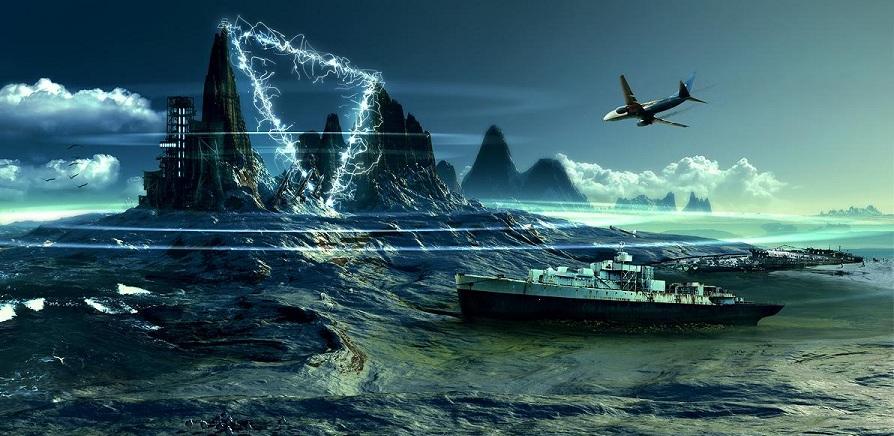واقعیت جالب در مورد مثلث برمودا