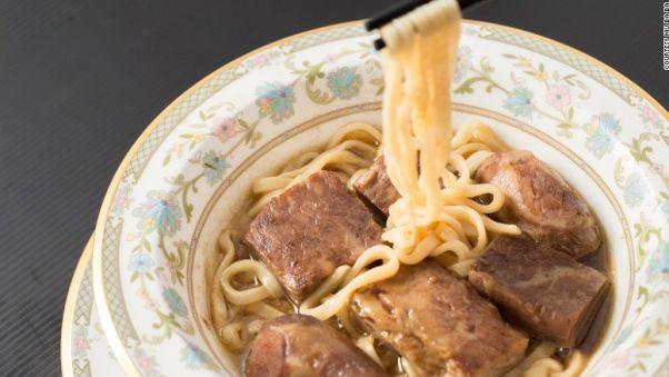 گران قیمت ترین سوپ نودل جهان در تایوان سرو می شود