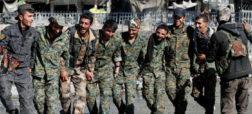 پایکوبی بر گور داعش؛ پایان خونبار رویای آرمانشهری در رقه