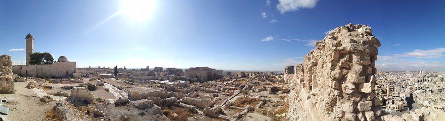 12 1 - زندگی عادی مردم سوریه در دل جنگ های داخلی + عکس