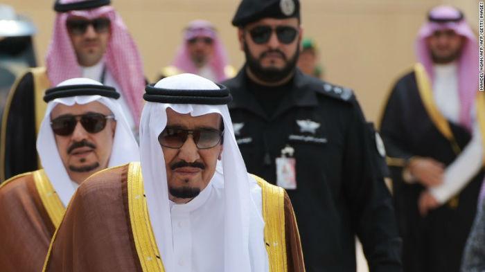 تداوم سونامی تغییر در عربستان سعودی؛ دستگیری چند شاهزاده و وزیر به جرم فساد