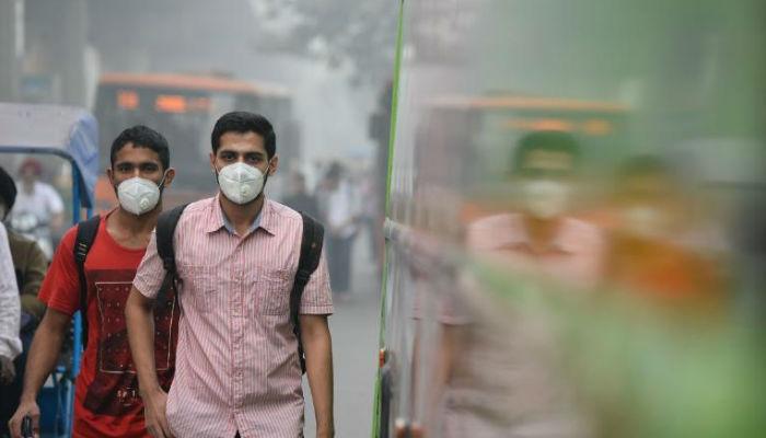 دهلی نو؛ شهری که تنفس در هوای آن برابر با کشیدن ۴۴ نخ سیگار در روز است