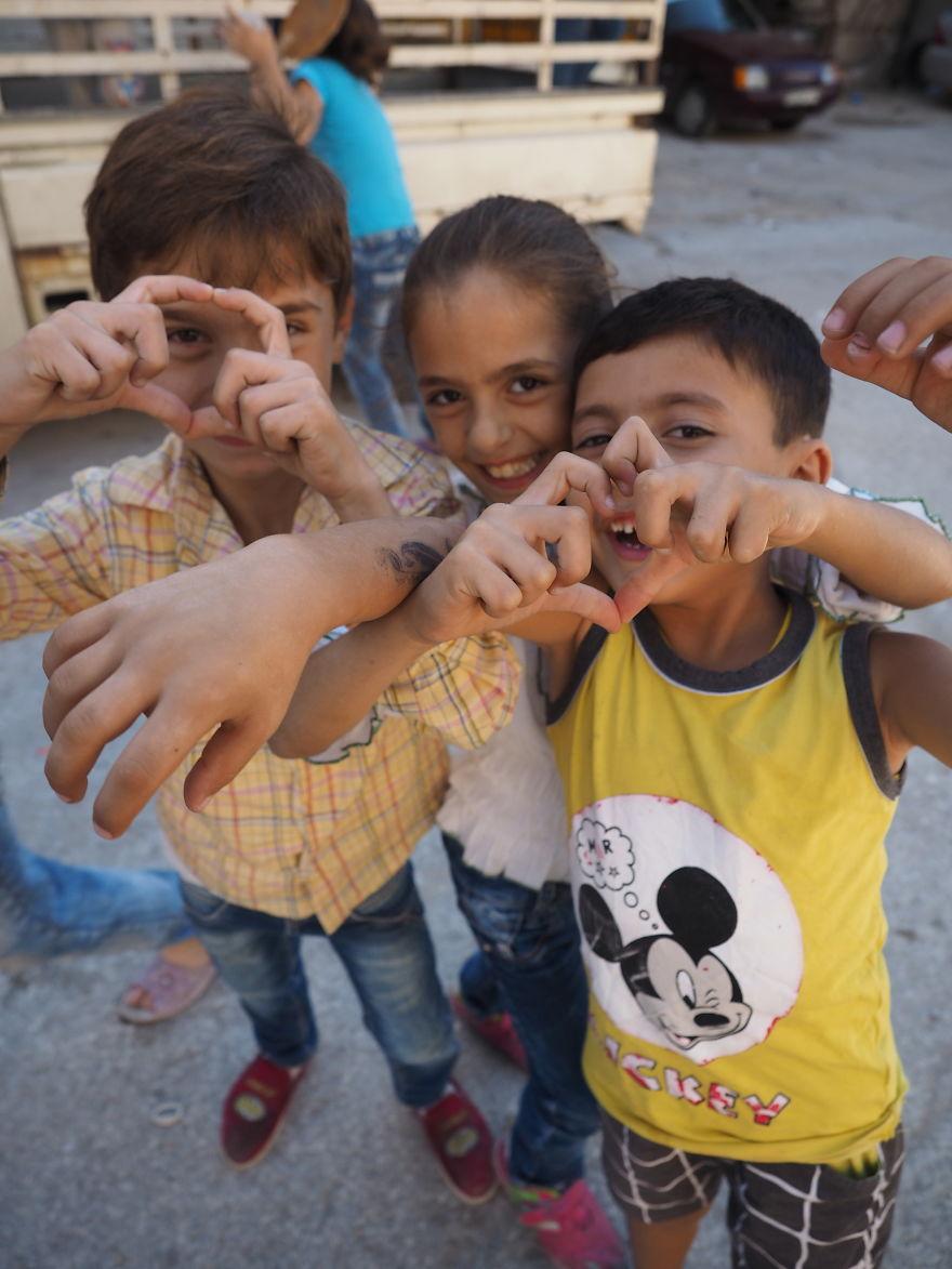 20 - زندگی عادی مردم سوریه در دل جنگ های داخلی + عکس