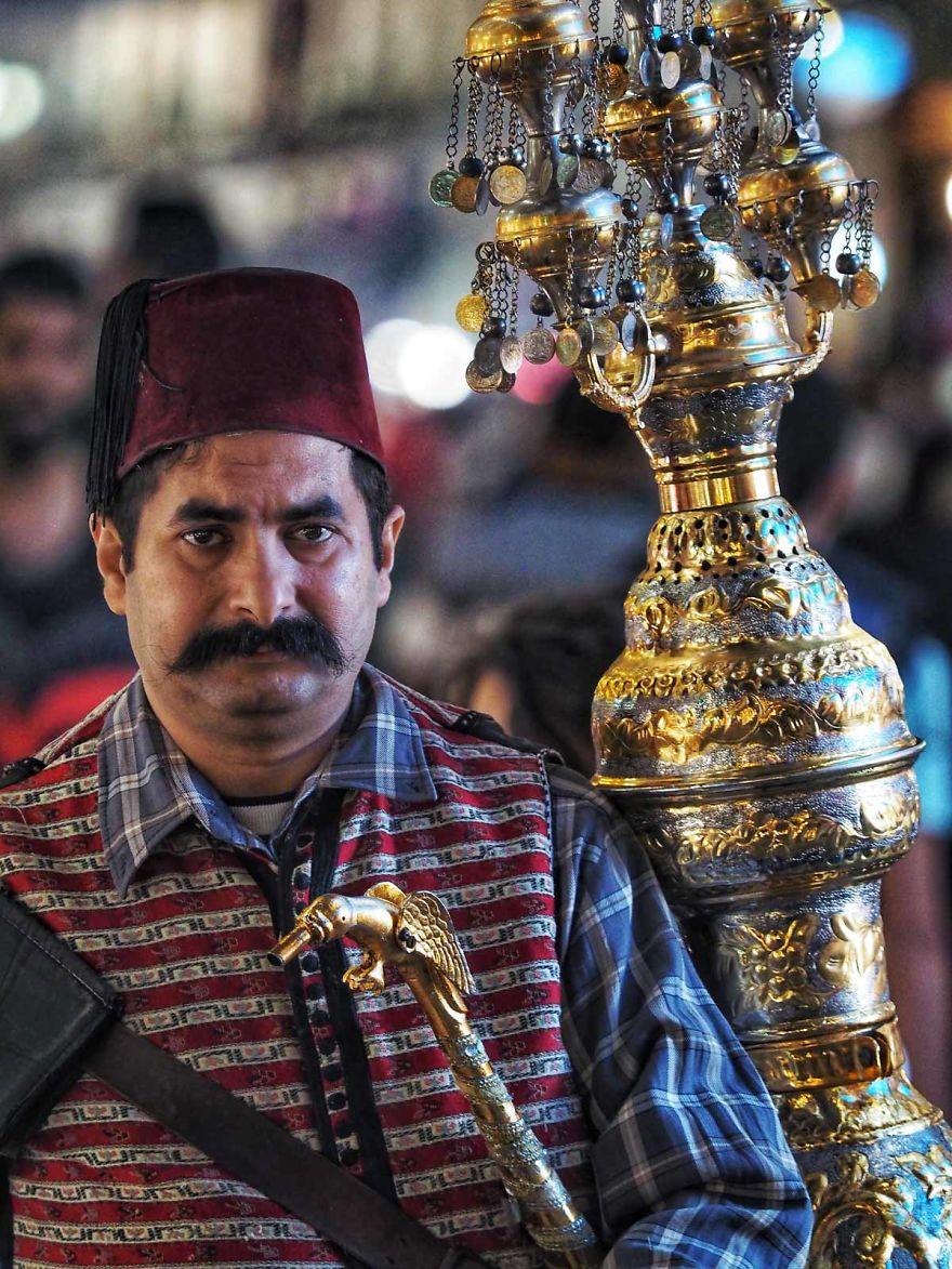 6 2 - زندگی عادی مردم سوریه در دل جنگ های داخلی + عکس