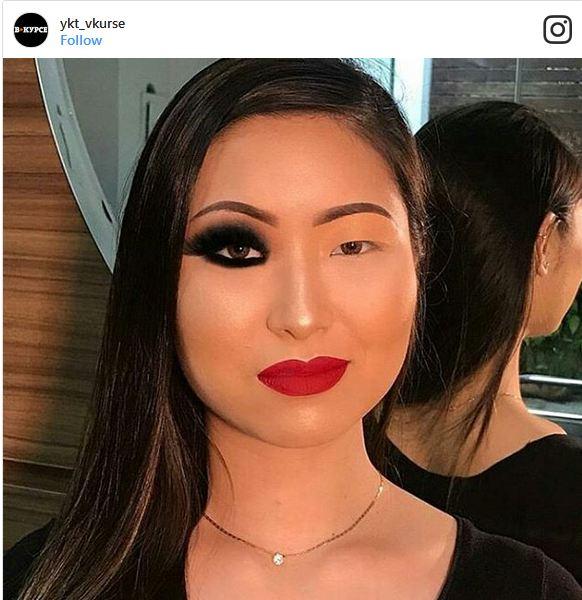 7 24 - چالش جدید آرایش زنان در اینستاگرام کلید خورد