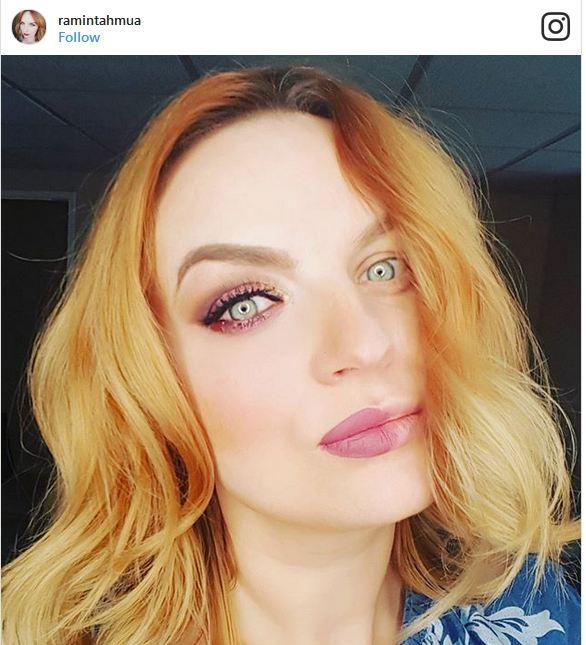 9 14 - چالش جدید آرایش زنان در اینستاگرام کلید خورد