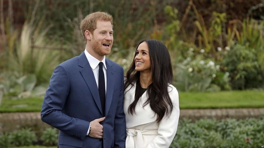 شاهزاده هری با مگان مارکل، هنرپیشه آمریکایی ازدواج میکند