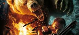 داستان خوفناک مرد شکارچی که صورتش را در حمله خرس گریزلی از دست داد