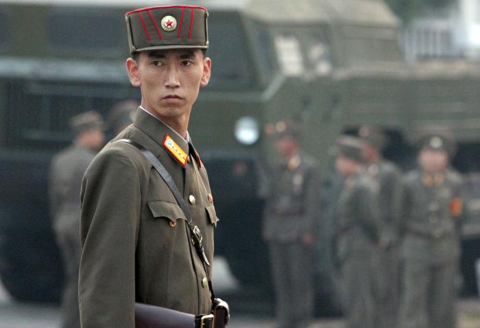 ابتلا به هپاتیت و وجود انگل های سگ در بدن سرباز فراری کره شمالی