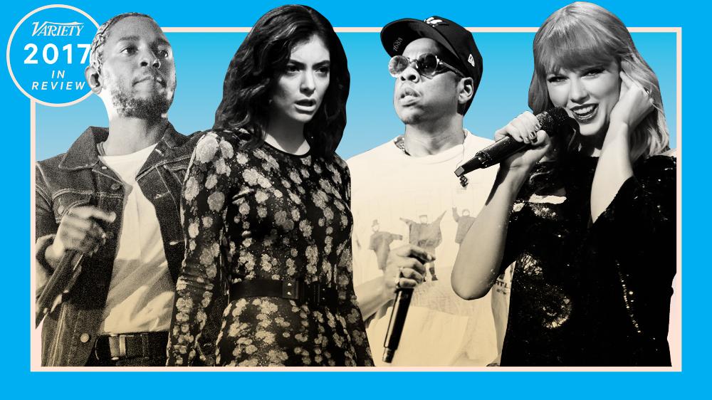بهترین آلبوم های موسیقی در سال ۲۰۱۷