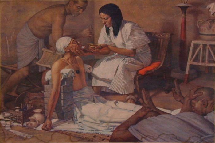 داروهای تسکین دهنده درد و بیهوشی دوران باستان
