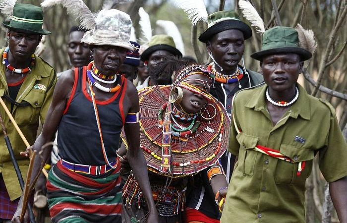 رسوم و سنت های ازدواج باور نکردنی در سراسر جهان