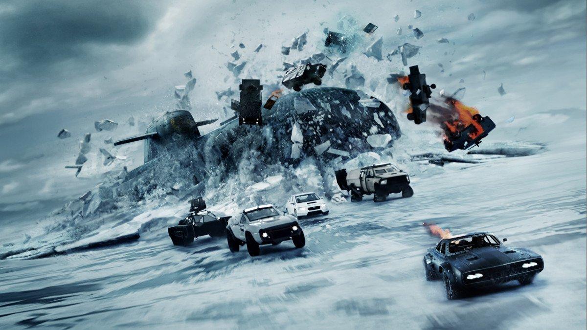 برترین فیلم های 2017 | سرنوشت خشمگین 8