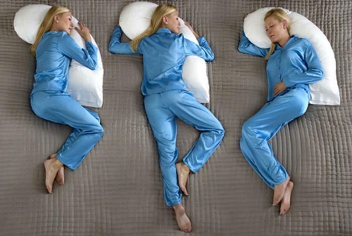 روش مختلف خوابیدن و تاثیری که هر کدام بر روی سلامتی بدن دارد