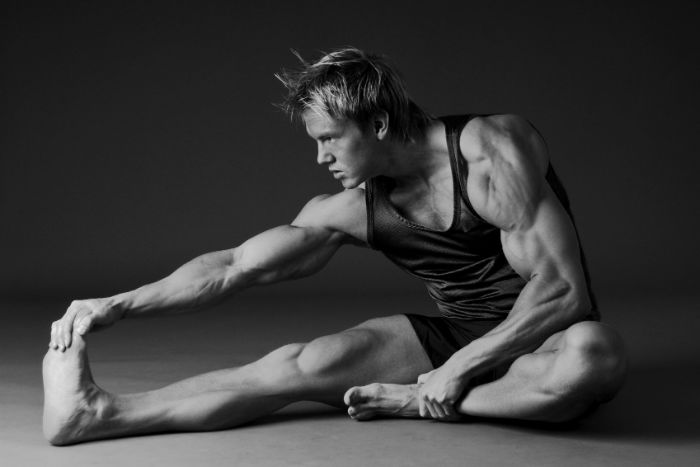 مشخص کردن سن بدن با انجام حرکات کششی ساده