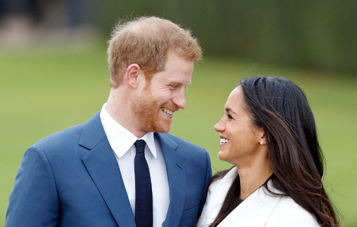 Image result for عکس عروسی سلطنتی ازدواج شاهزاده هری با مگان مارکل