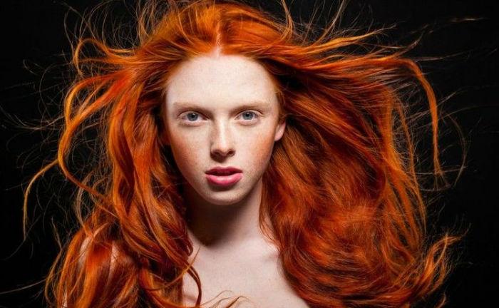 حقایقی عجیب در مورد افراد مو قرمز