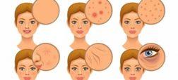 عذاهایی که برای پوست ضرر دارند