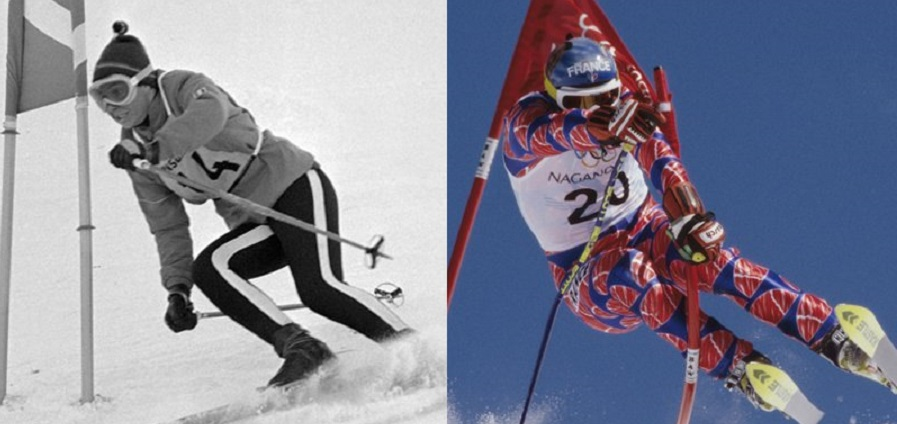 نگاهی به تغییرات لباس های المپیک از اولین بازی های زمستانی در ۱۹۲۴ تاکنون