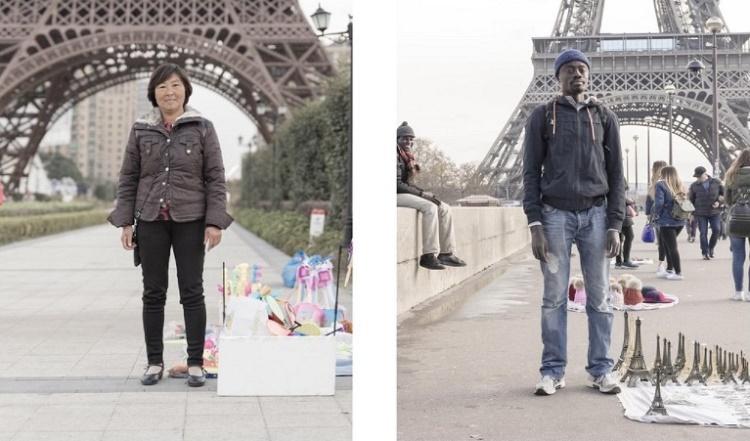 پاریس, تیاندوشنگ