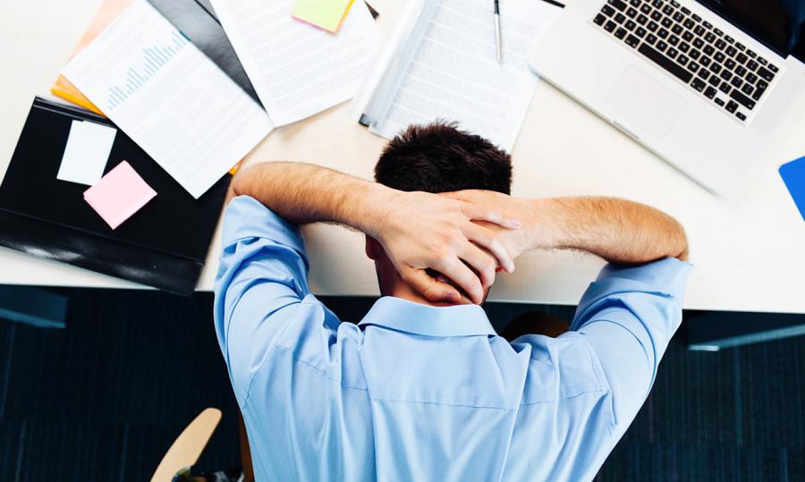 2 - وقتی فشار کاری زیاد است چگونه استرس خود را از بین ببریم؟