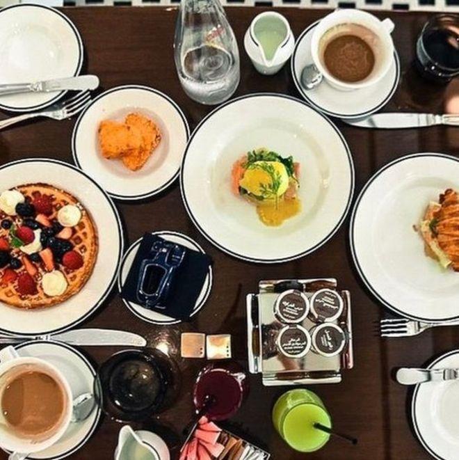 آیا اینستاگرام روش غذا خوردن ما را تغییر داده است؟