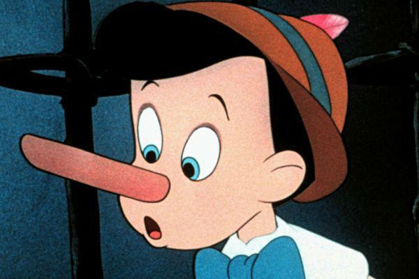 دروغ گفتن