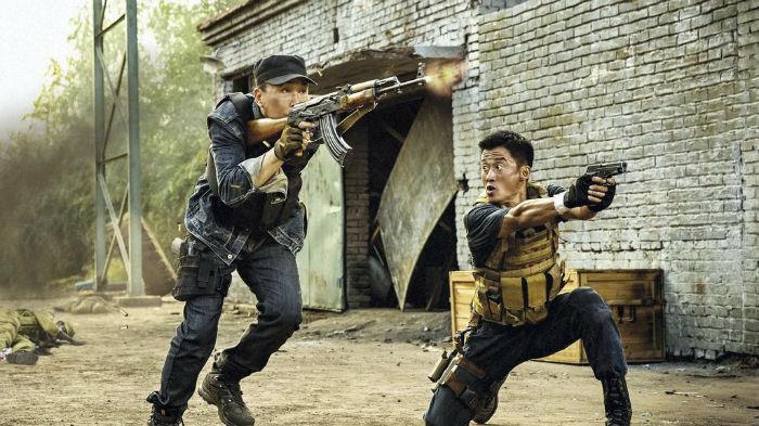 پرفروش ترین فیلم های 2017 | گرگ جنگجو