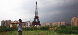 نگاهی به پاریس قلابی در قلب چین