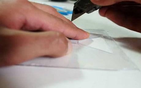 روش ساختپروژکتور سهبعدی هولوگرام