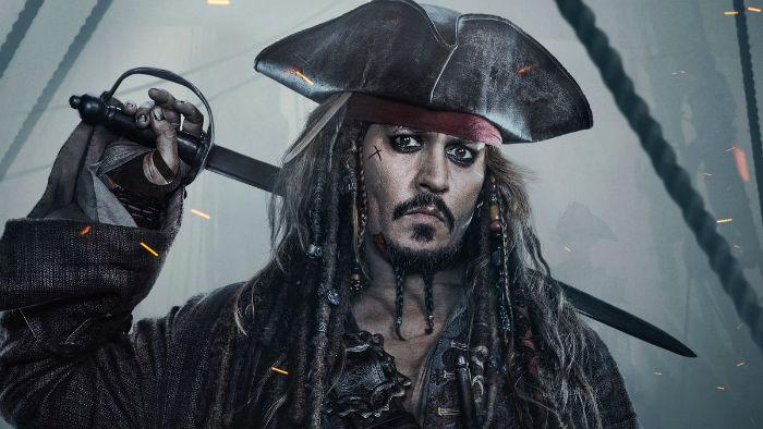 پرفروش ترین فیلم های 2017 | دزدان دریایی کارائیب