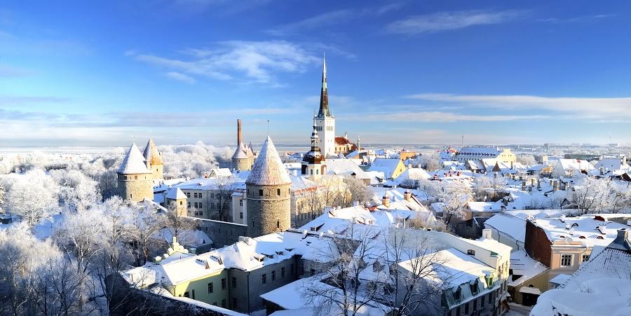 خانه های سراسر دنیا در زمستان چه دمایی دارند؟