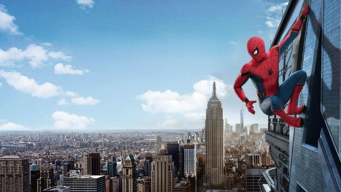 پرفروش ترین فیلم های 2017 | مرد عنکبوتی بازگشت به خانه