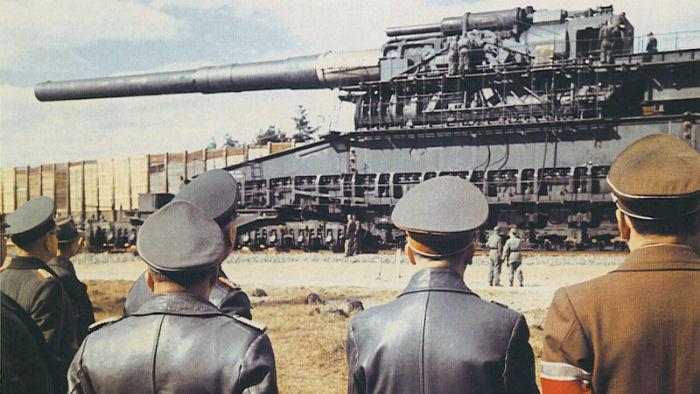۱۰ سلاح عجیب و غریبی که در دوران جنگ جهانی دوم ساخته شدند