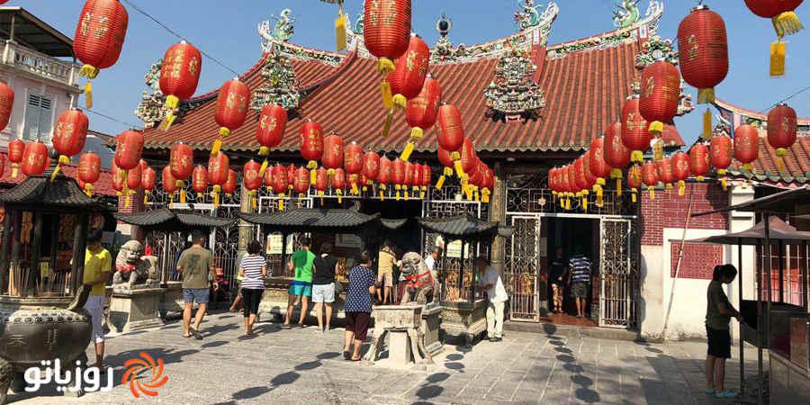 سفرنامه پنانگ مالزی؛ تقاطع فرهنگ ها