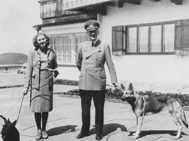 ۱۰ زن شاخصی که در حلقه معتمدان و نزدیکان آدولف هیتلر قرارداشتند
