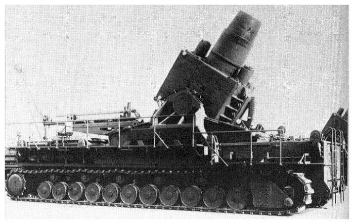 KarlMorser3 w700 روزیاتو: ۱۰ سلاح عجیب و غریبی که در دوران جنگ جهانی دوم ساخته شدند اخبار IT