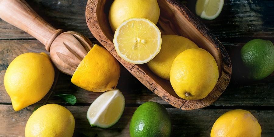 ۱۰ خاصیت لیموترش برای سلامتی