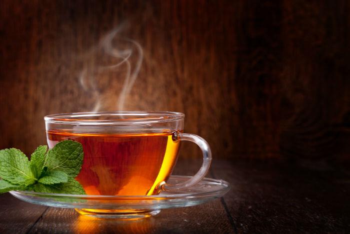 چای داغ