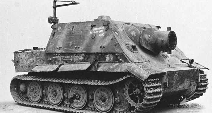 Sturmtiger 1 w700 روزیاتو: ۱۰ سلاح عجیب و غریبی که در دوران جنگ جهانی دوم ساخته شدند اخبار IT
